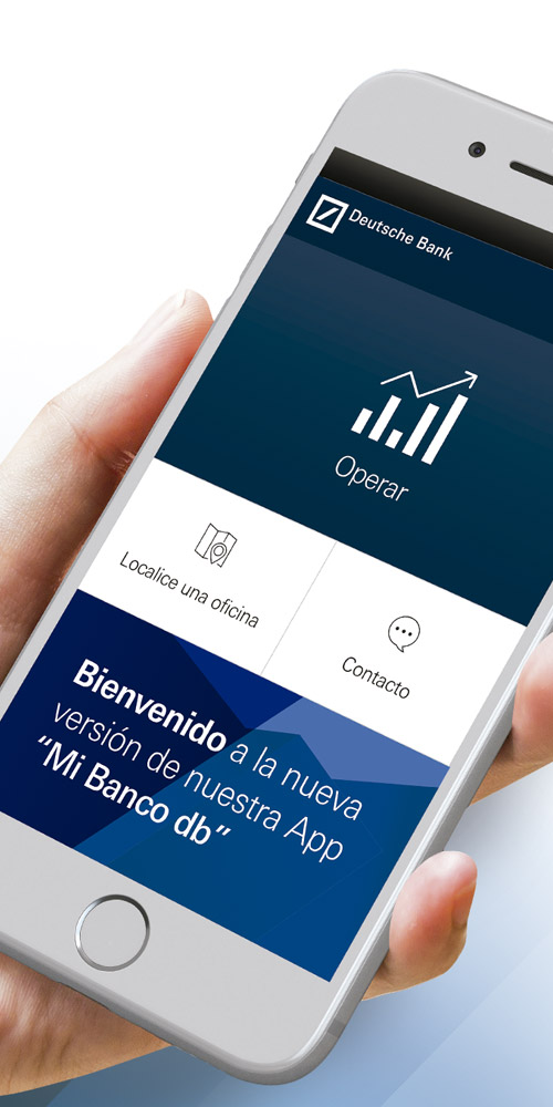 """MI BANCO DB"" DEUTSCHE BANK"