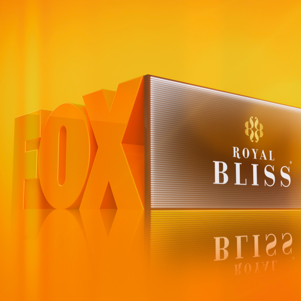 Fox & Royal Bliss