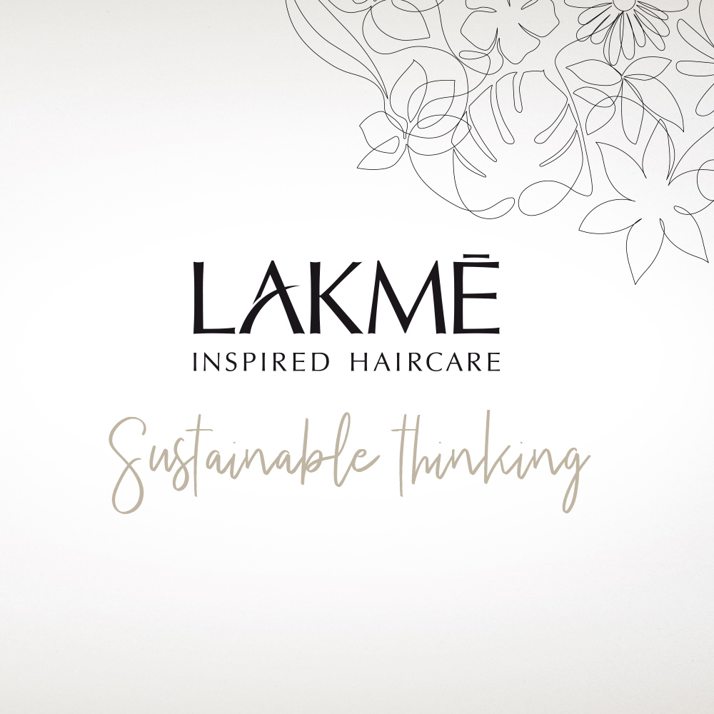 LAKMÉ SUSTAINABLE THINKING